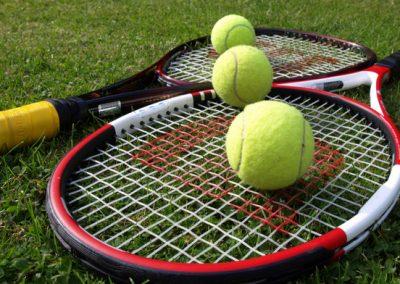 Lapangan Tennis Outdoor